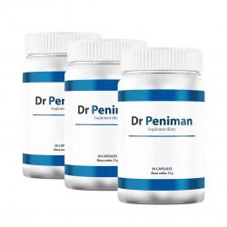 Dr Peniman x3 - wielkość ma...