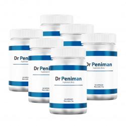 Dr Peniman x6 - wielkość ma...